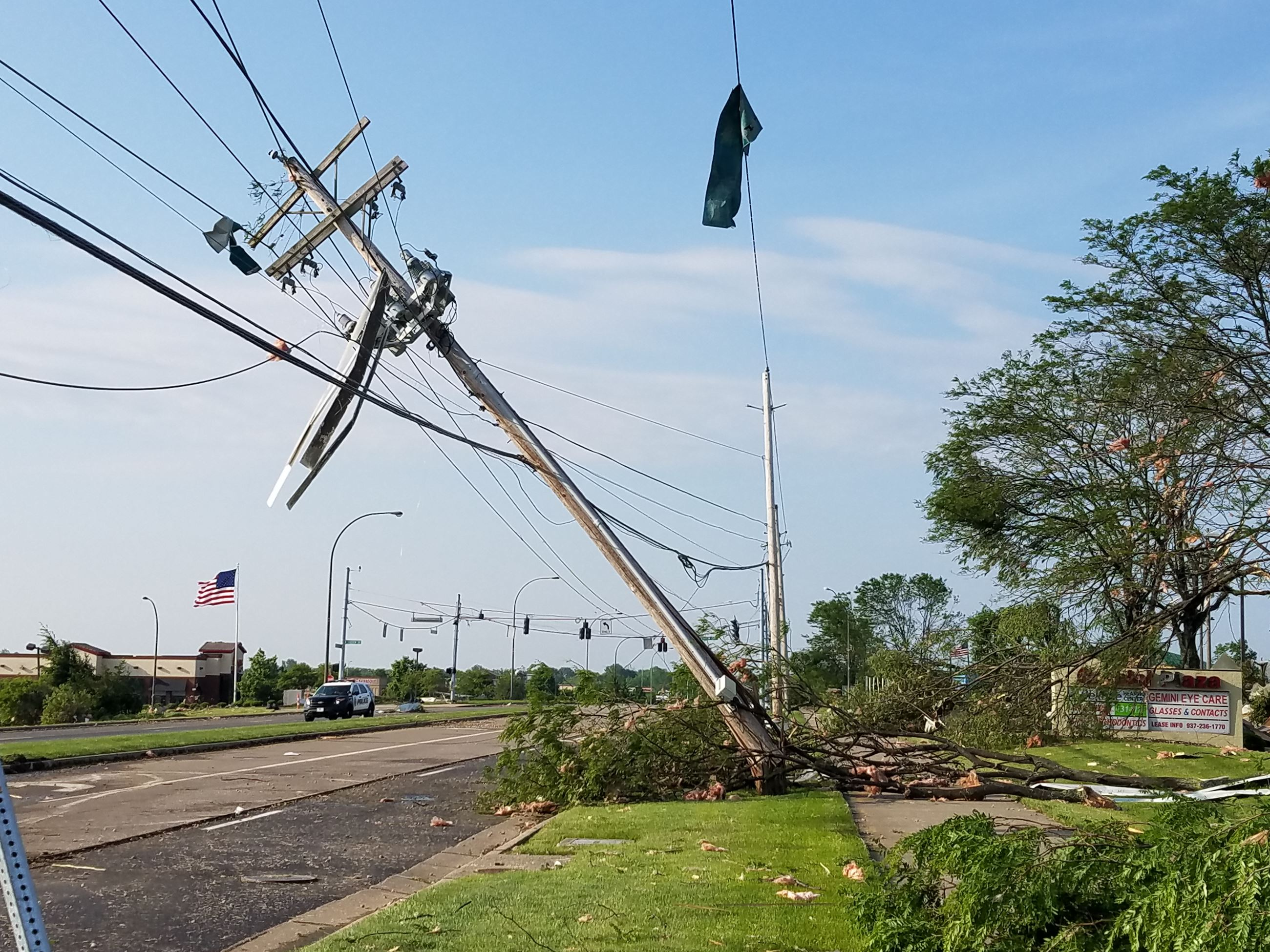 N Fairfield Road Tornado 05.28.19